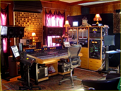 All In One Room millbrook sound studios - residential multi-room facility with